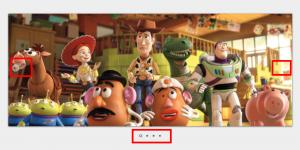 第73款插件:jquery.nivo.slider.js制作切换特效带有标题幻灯片